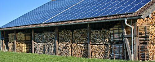 HolzhütteSolar