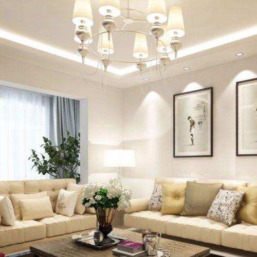 Luxuswohnzimmer